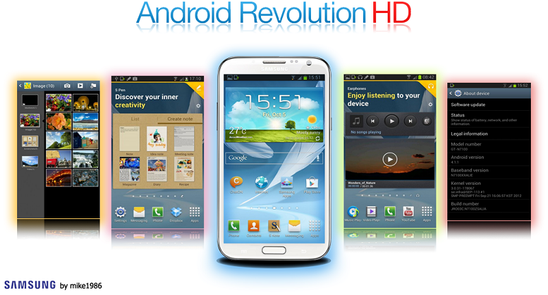 android revolution