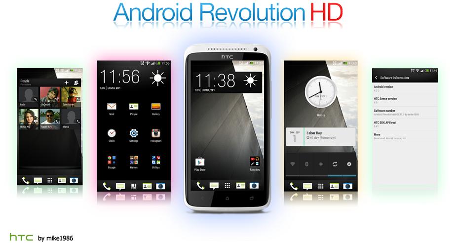 android revolution
