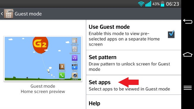 guest mode apps