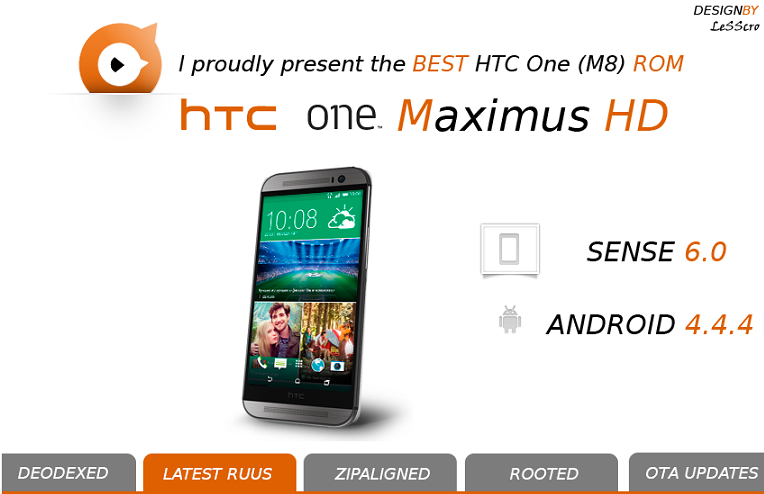 10 Best Custom ROMs For HTC One M8 to Unlock Features