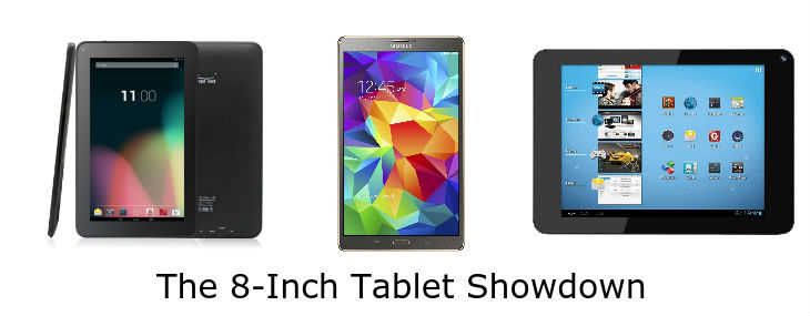 10 Best 8 Inch Android Tablet Options to Meet in the Middle