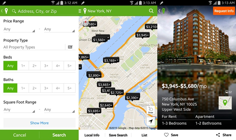Trulia - Adult apps for Android