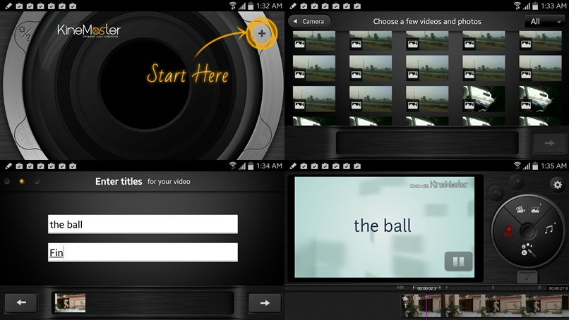 KineMaster - video editor apps for Android