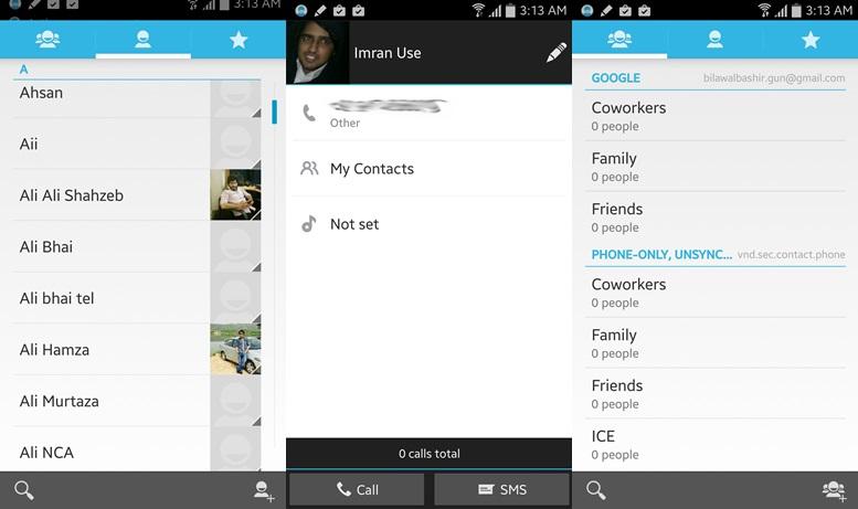 True Contacts