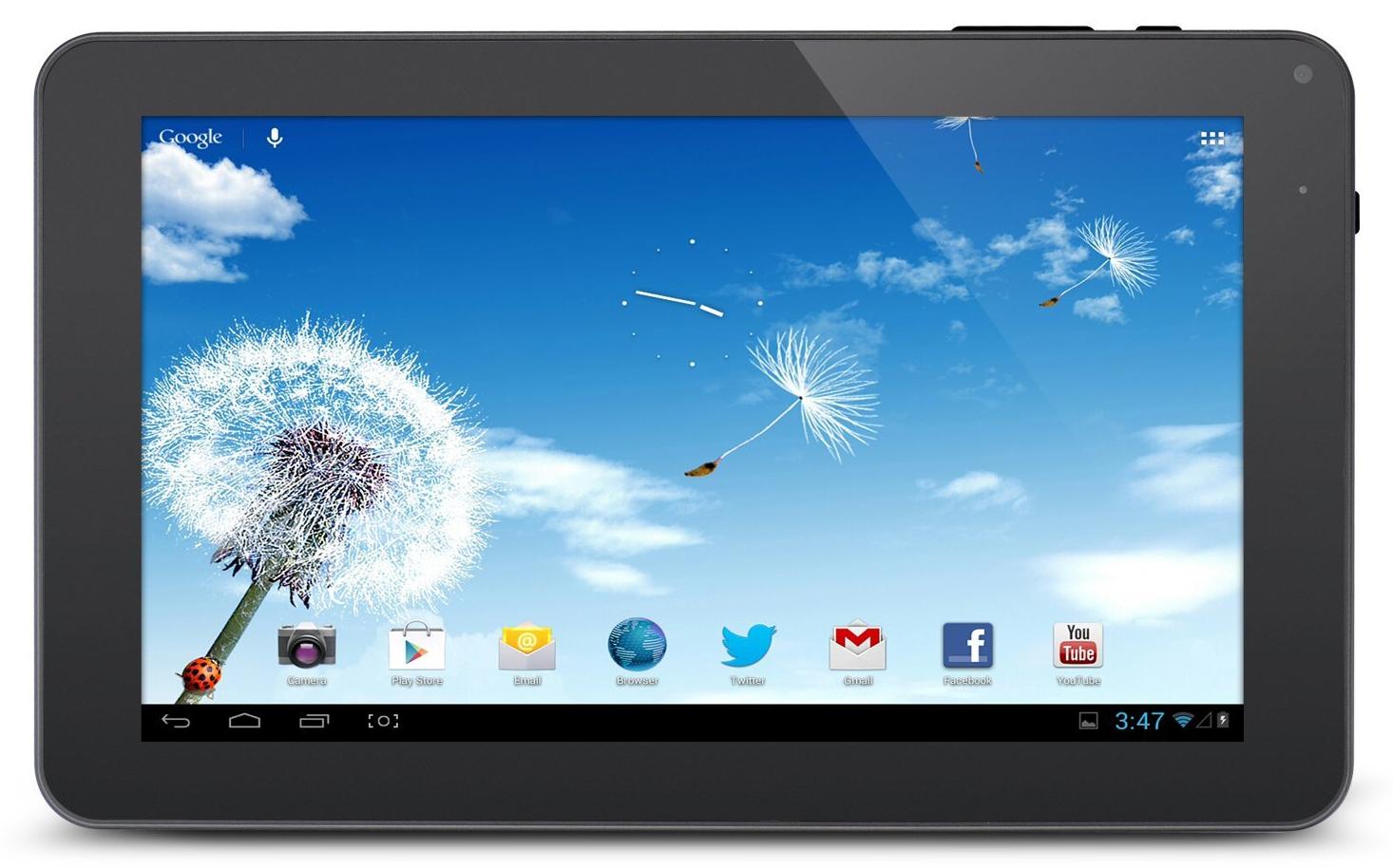 Alldaymall 9 Inch Android 4.4 KitKat Tablet