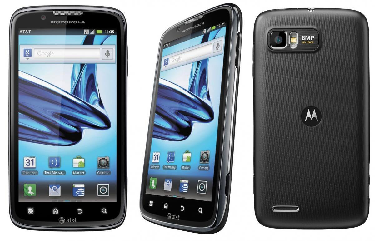 Motorola Atrix 2 4G