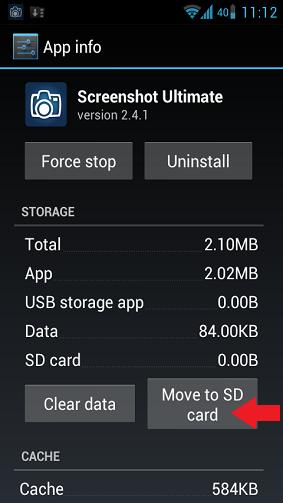 move app