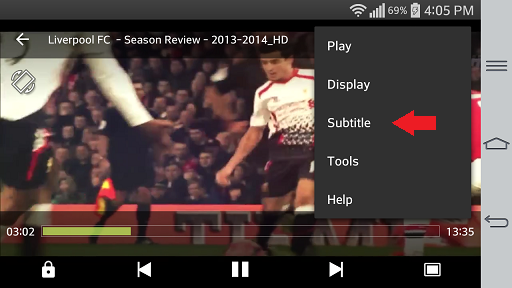 How To Add Subtitle To MX Player for Reading While Watching