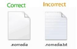 nomedia file