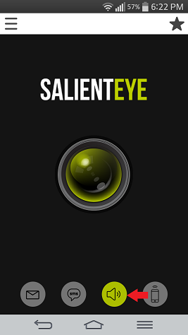 SalientEye Home Security alarm