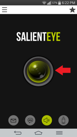 SalientEye Home Security power