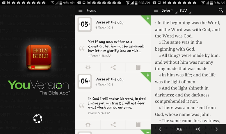 Bible - Free Bible Apps for Android
