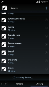 Exploring: Poweramp Music Player (Android), More Power to You