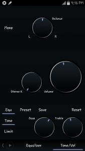 exploring poweramp music player android more power to you rh joyofandroid com Power Amplifier Poweramp App