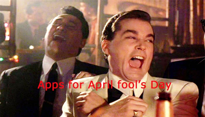 Apps for April fool's Day