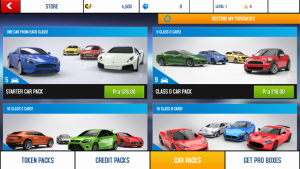 Asphalt 8 vs Real Racing 3 vs GT Racing 2