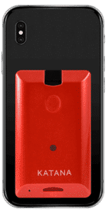 katana safety arc phone security all in one