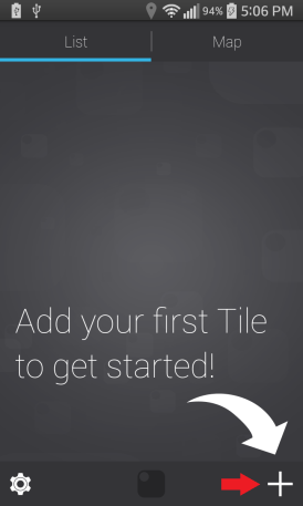 tile android add