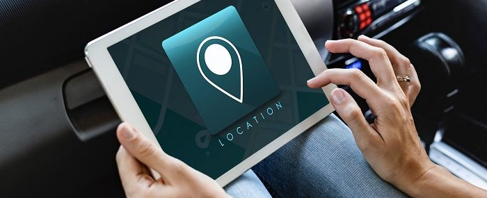 tablet location car check