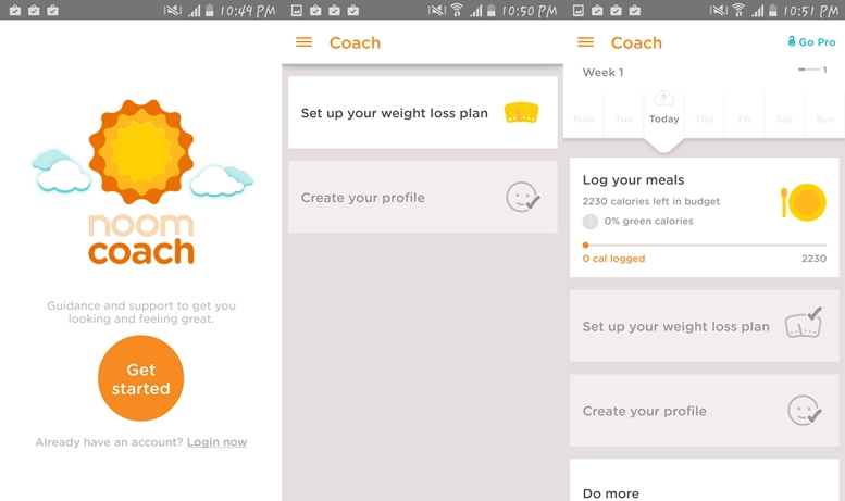 Noom Coach -Weight Loss Apps for Android