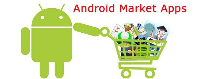 5 Best Android Market Apps for Phones and Tablets
