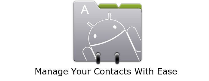Android-contacts-apps