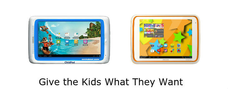 4 Best Archos Tablets for Kids to Keep the Tykes Occupied