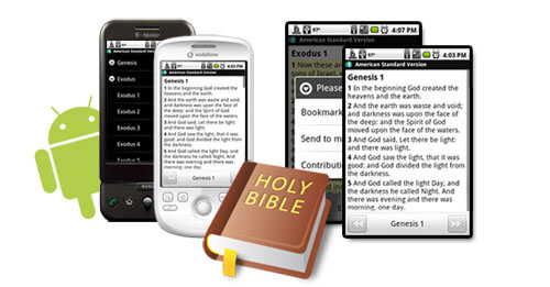 Bible app android