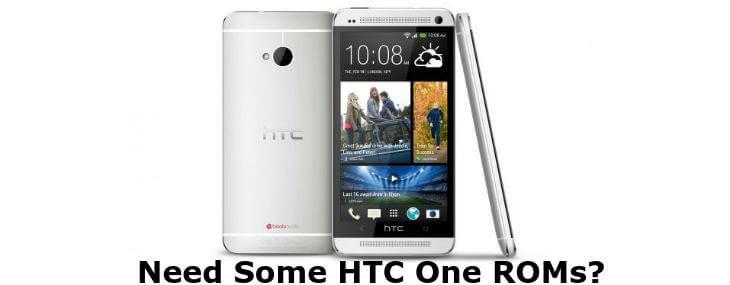 Custom-ROMs-For-HTC-One