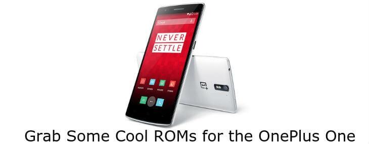 Custom-ROMs-For-OnePlus-One
