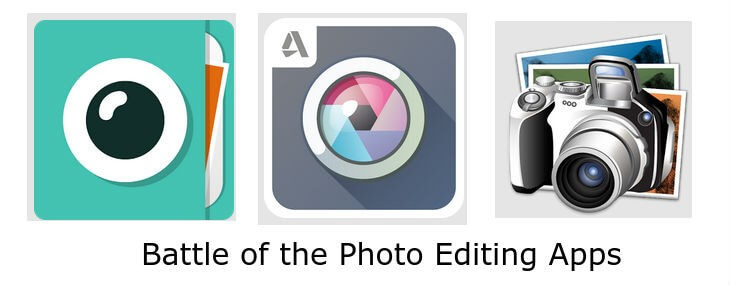 Cymera vs Autodesk Pixlr vs Photo Effects Pro: Best Photo