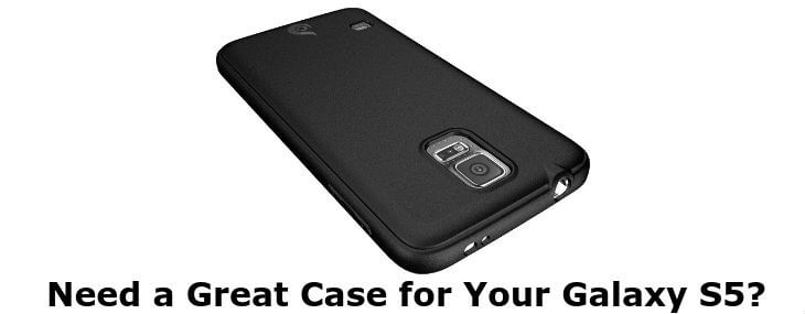 Diztronic Matte Flexible TPU Case Review (Galaxy S5)