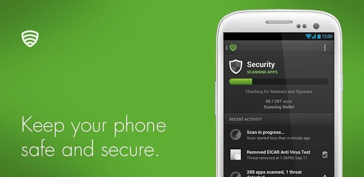 Lookout Security & Antivirus (Android) App Review