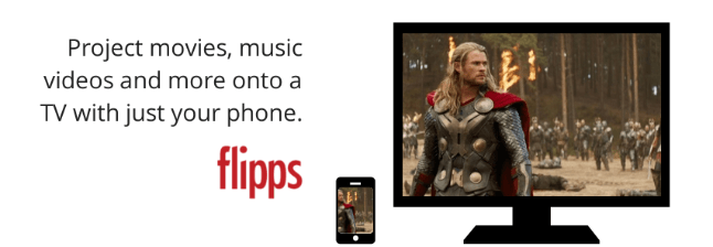Flipps App Review (Android): Watch Everything