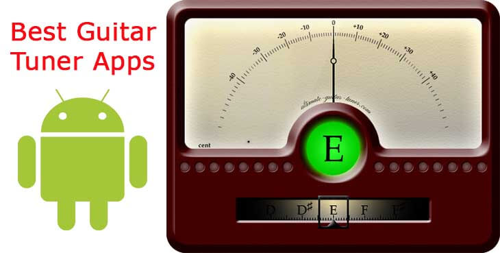 5 best android guitar tuner apps for perfect guitarists. Black Bedroom Furniture Sets. Home Design Ideas