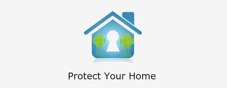 Have Complete Home Security Using Android Phone
