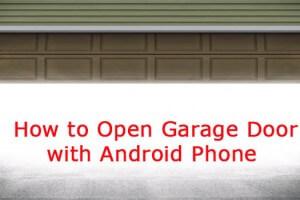 How-to-Open-Garage-Door-with-Android-Phone