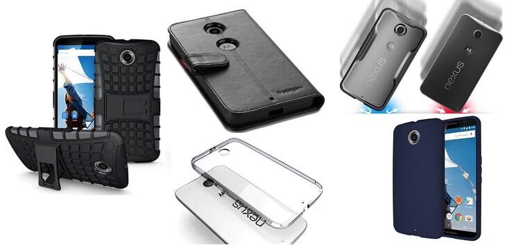 10 Best Cases for Nexus 6 to Protect Nexus Beauty