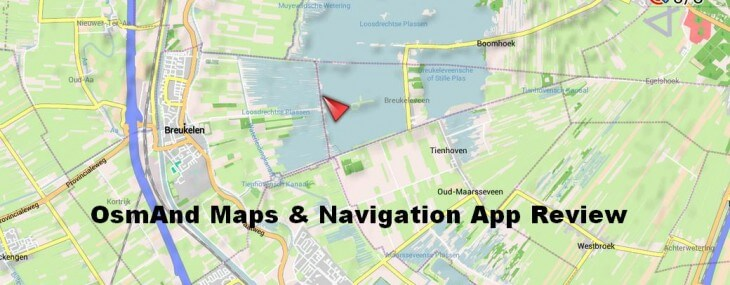 OsmAnd Maps & Navigation App Review
