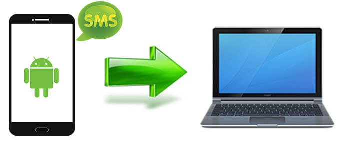 Receive SMS Directly on PC using Android