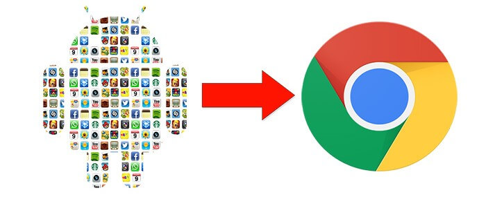 Run Android Apps on Chrome