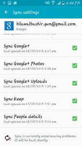 Remove Google Photos from Gallery