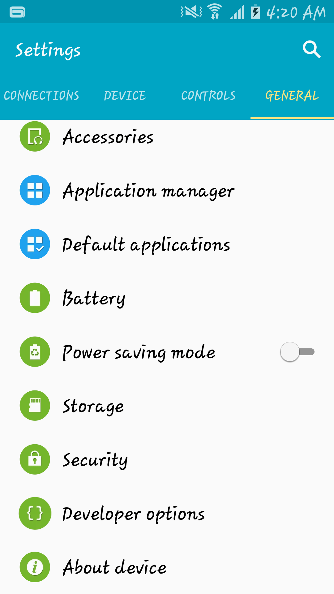 Receive Android Updates