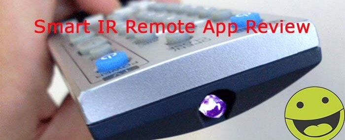 Smart IR Remote App Review