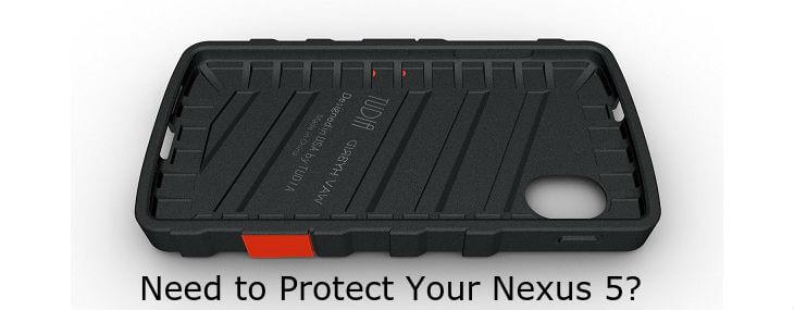 Tudia Wav-Hybrid Protective Bumper Case Review (Nexus 5)