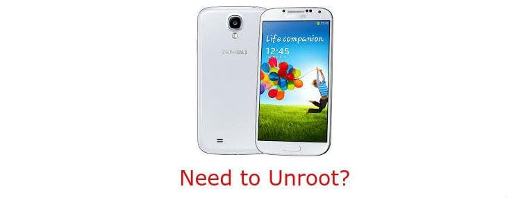 Unroot-Samsung-Galaxy-S4