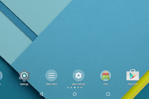 android launchers