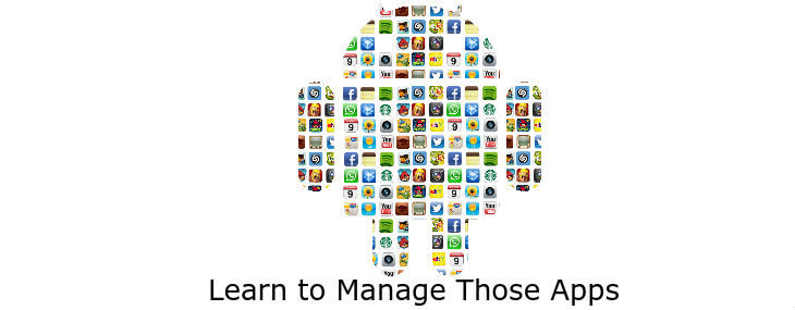 5 Best App Managers for Android: Organization Prowess