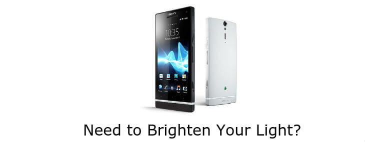 How To Boost The LED Light On Your Xperia Smartphone