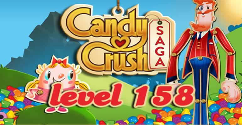 10 Candy Crush Tips, Trick and Hints to Finish Level 158